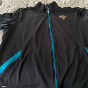NFL Jacksonville Jaguars Dry Fit Jacket